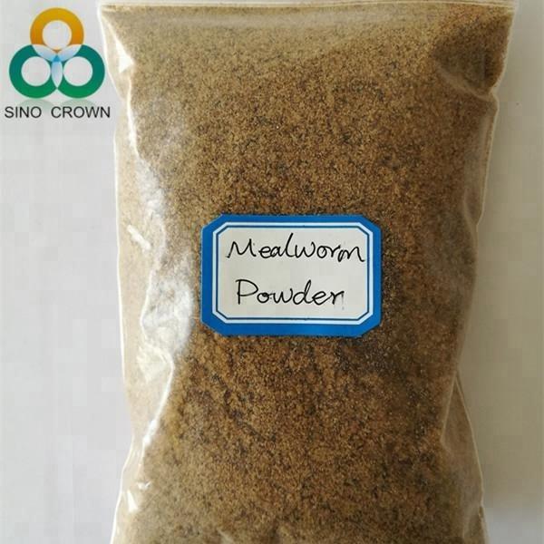 Meal worm powder for Pet Bird food animal feed flour