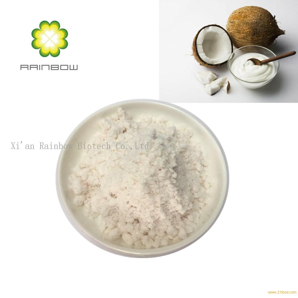 100% Natural Medium chain triglyceride/MCT powder 70%
