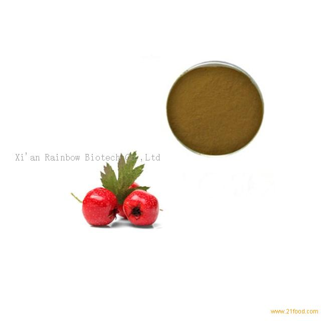 Hawthorn Berry Extract 50% Flavone Powder
