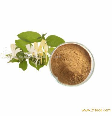 Honeysuckle P.E. Flowers Extract powder Chlorogenic acid 30%