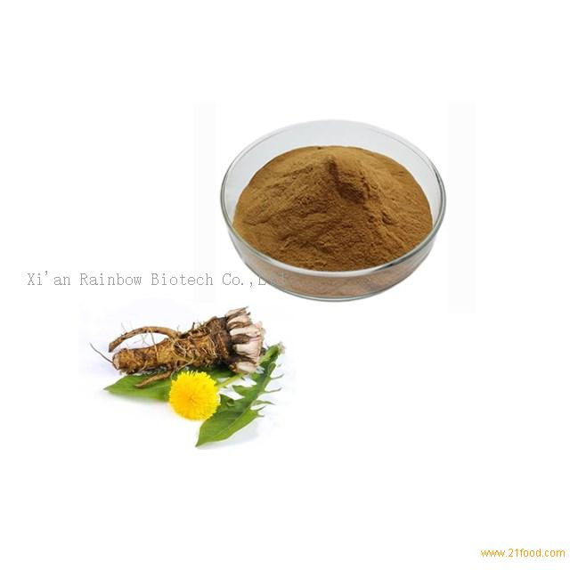 Natural Dried Dandelion Root Extract