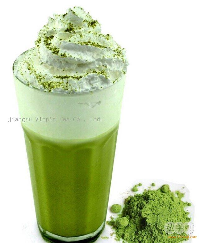 MATCHA/GREEN TEA POWDER for beverage