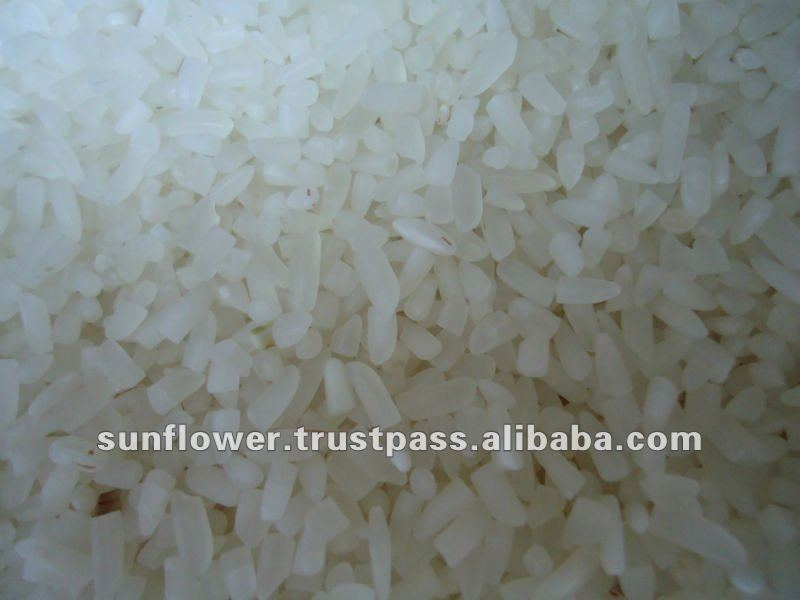 Thai White rice 100% Broken top quality , new crop