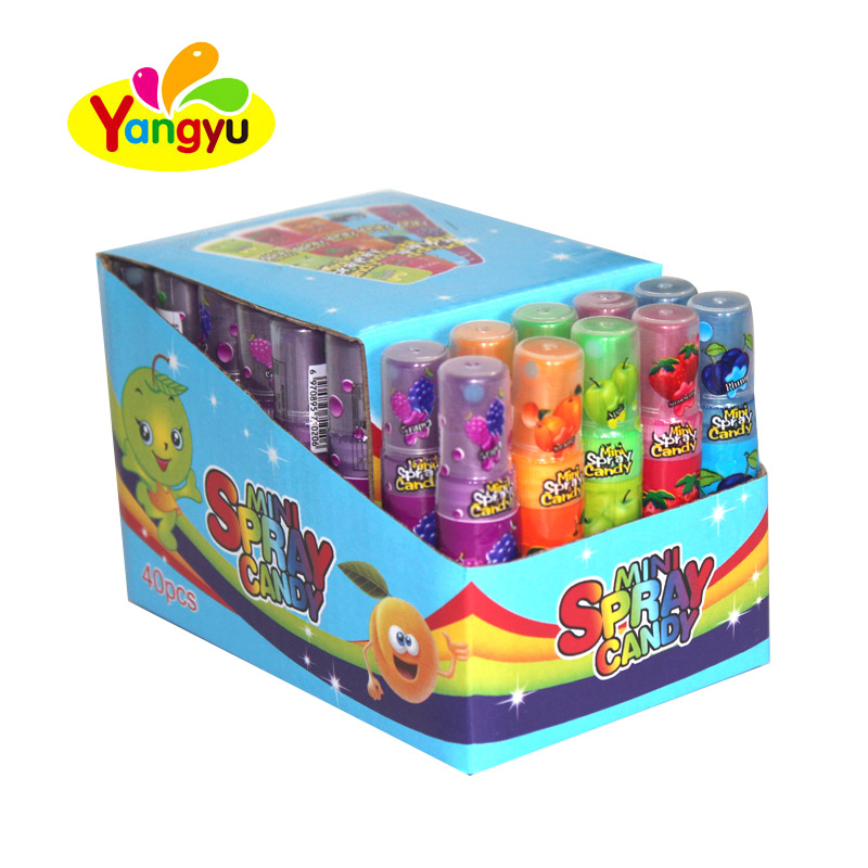 Cheap Price Small Sour Spray Liquid Candy For India Market