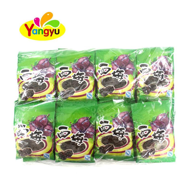 Chinese plum 35gram sweet dried plum