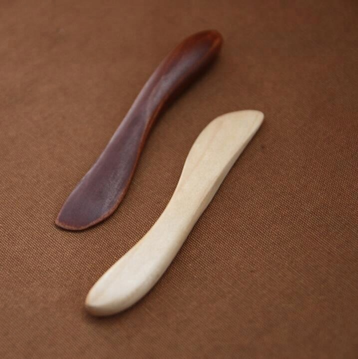 Eco-friendly Natural Wooden Butter Dinner Knife,Wooden Tableware