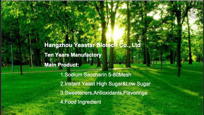 Focus supply 2019 Food Additives bulk Stevia, Aspartame, Sucralose, Neotame, Saccharin, Advantame powder sweetener