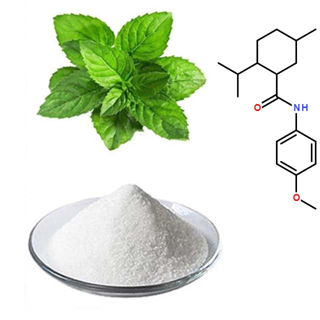 Best Price Supply WS-12 menthol powder Cooling Agent menthol crystal mint