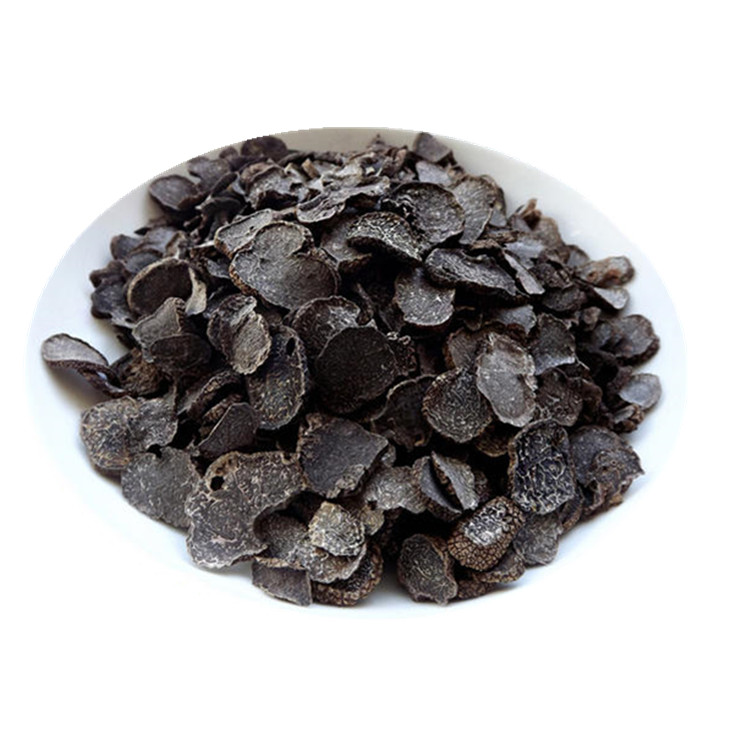 Wholesale Natural Dried Black Truffle Slices