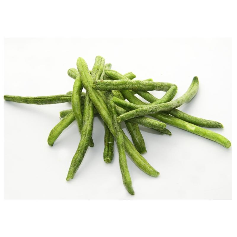 frozen vegetables hot sale and IQF frozen green beans cut