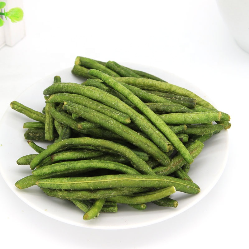 TTN 100% natural vf green beans dried stringless green bean