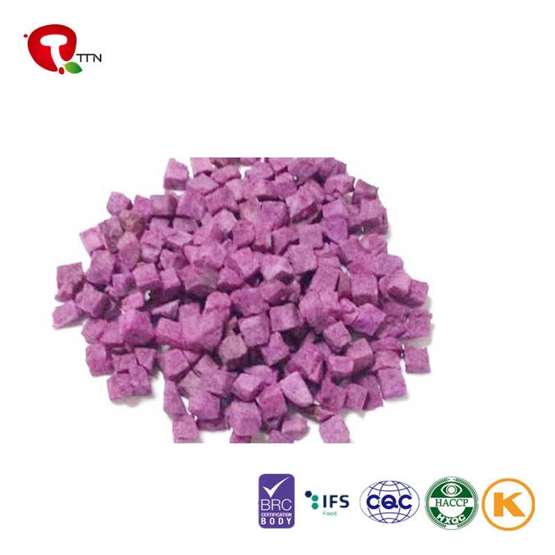 TTN Hot Sale China Snack Freeze Dried Purple Sweet Potato