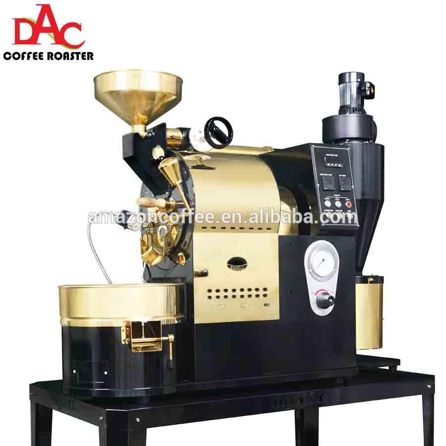 Roaster coffee 2kg coffee roasting machine baking equipment gas Hot Sales Coffee roaster