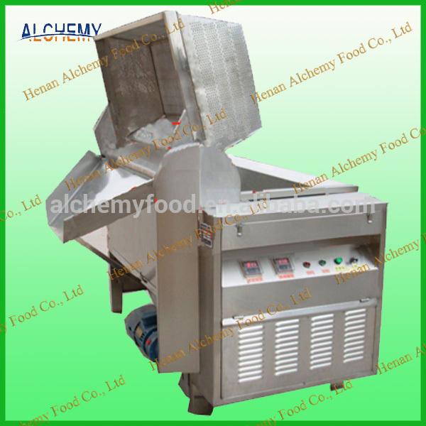 automatic unload peanut/ donut/ potato chips frying machine price