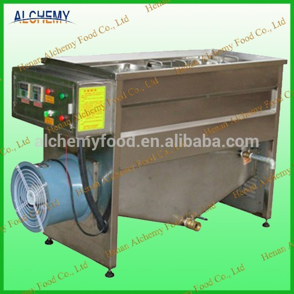 electric heating potato chips/ peanuts frying machine for commercial