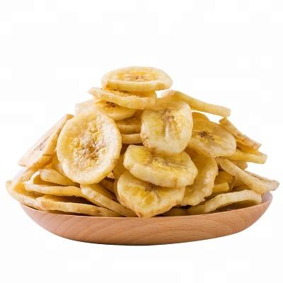Bulk banana organic fruit chips