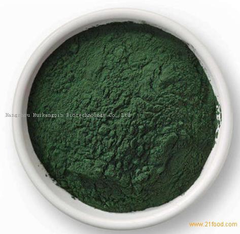 Factory price ISO / Kosher / Halal wholesale organic spirulina powder in bulk
