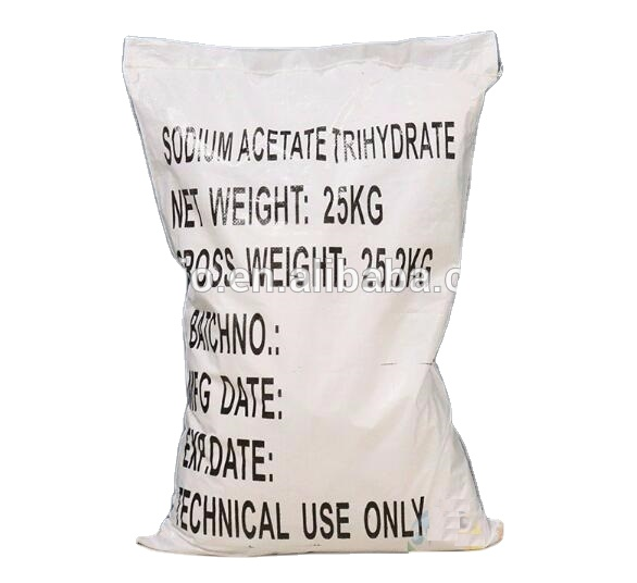 Industrial grade anhydrous acid top class sodium acetate