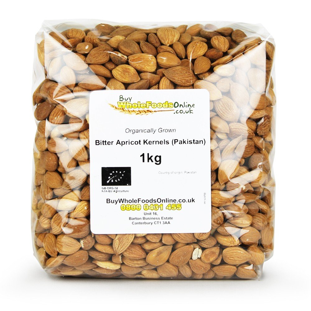 Buy New Crop Bitter Apricot Kernels with Good Quality for Sale