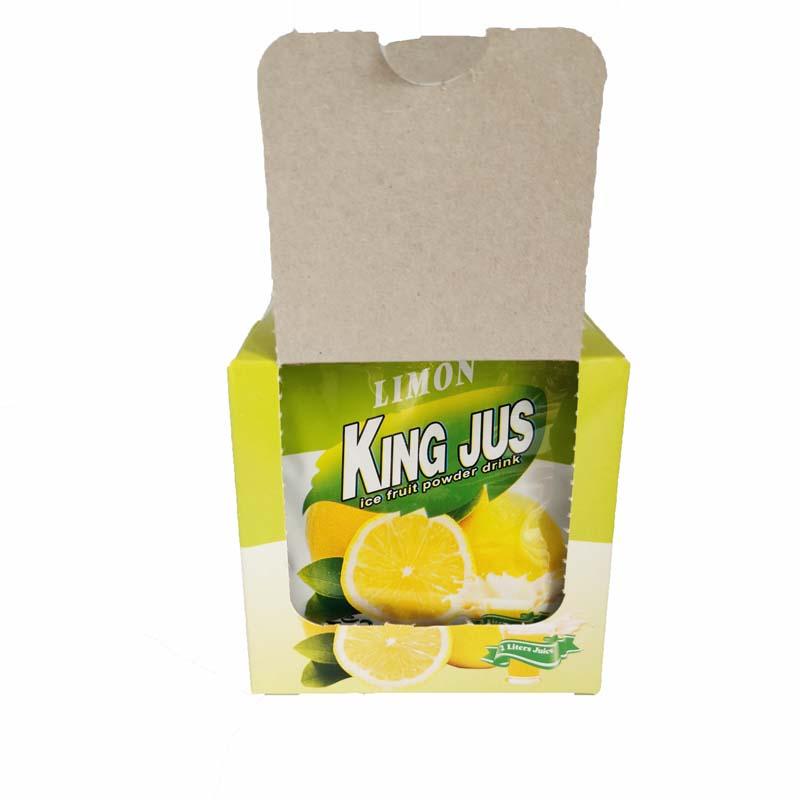 Fruit Juice Powder Instant Lemon Fruit Flavored Drink Powder