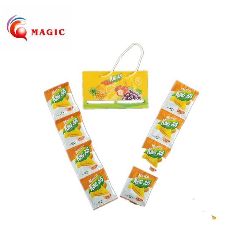 Halal passed Hot sales Instant orange mango flavor fruits powder drinks