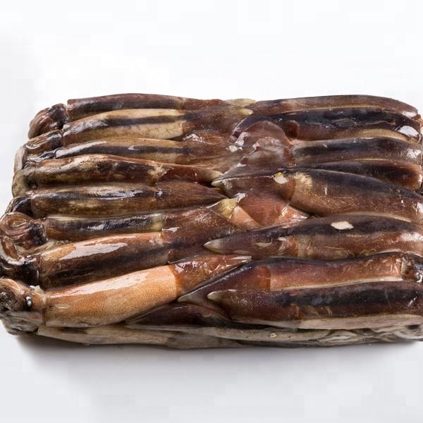 Frozen Good Taste W/R Illex Squid argentina illex squid100-150,150-200,200-300,300-400,400-600