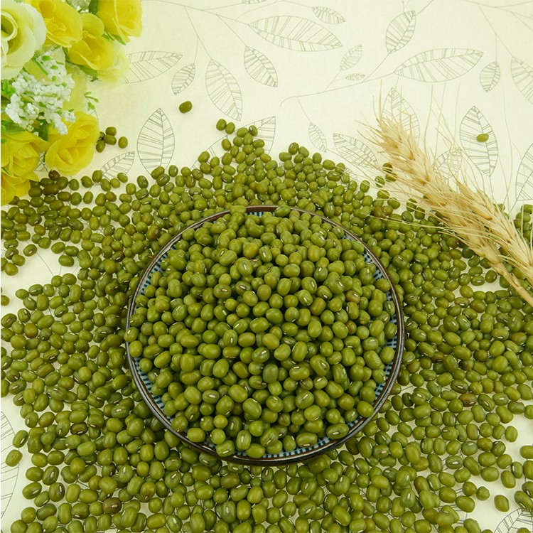 Green Mung Bean for sprouting,up 2.8mm