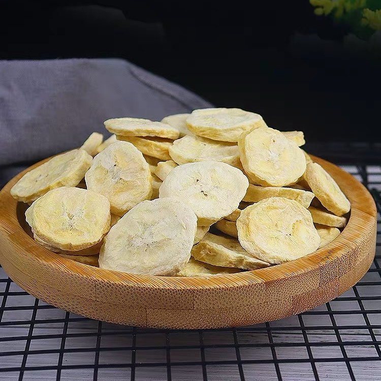 Delicious FD freeze-dried banana chips fruit snacks