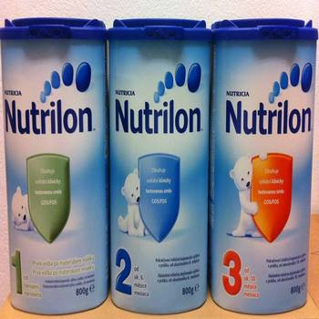 Nutrilon Baby Milk Powder For Export (All Language Text Available)