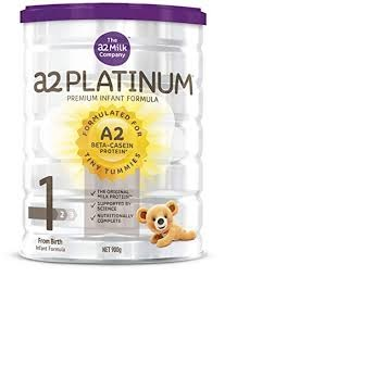 A2 Platinum Infant Formula