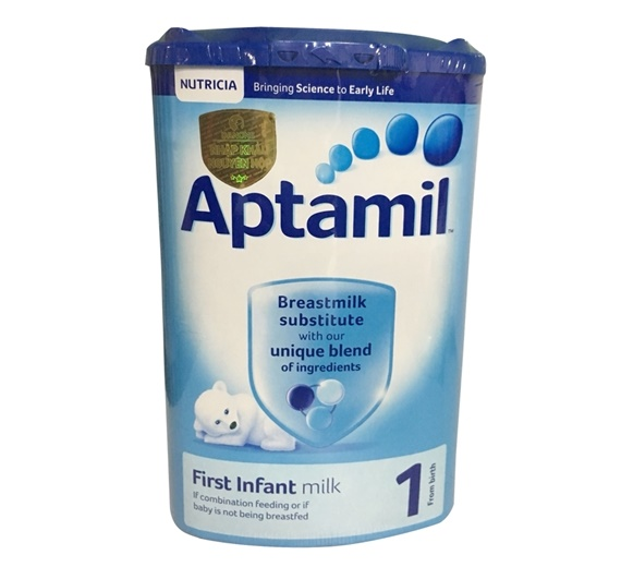 Aptamil Milk Formula All Stages