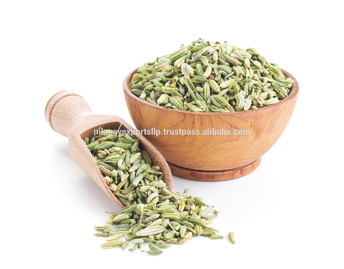 NEW CROP FENNEL SEEDS 99% SINGAPORE QUALITY