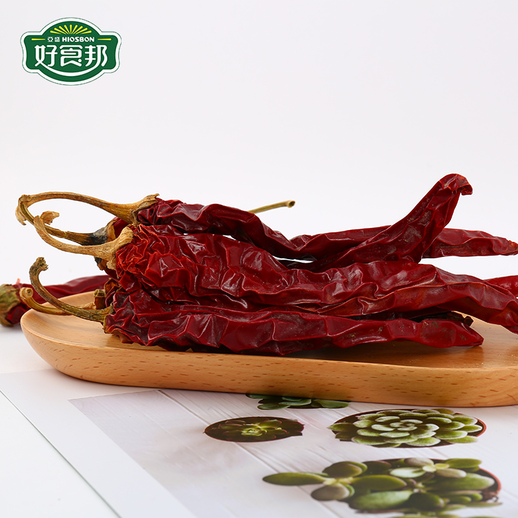 Top grade dried red chili pepper hot sale with market price