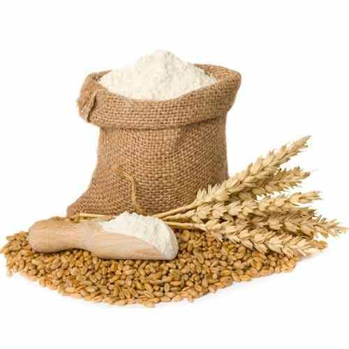 Dried Style and Yes Certification wheat grain for flour