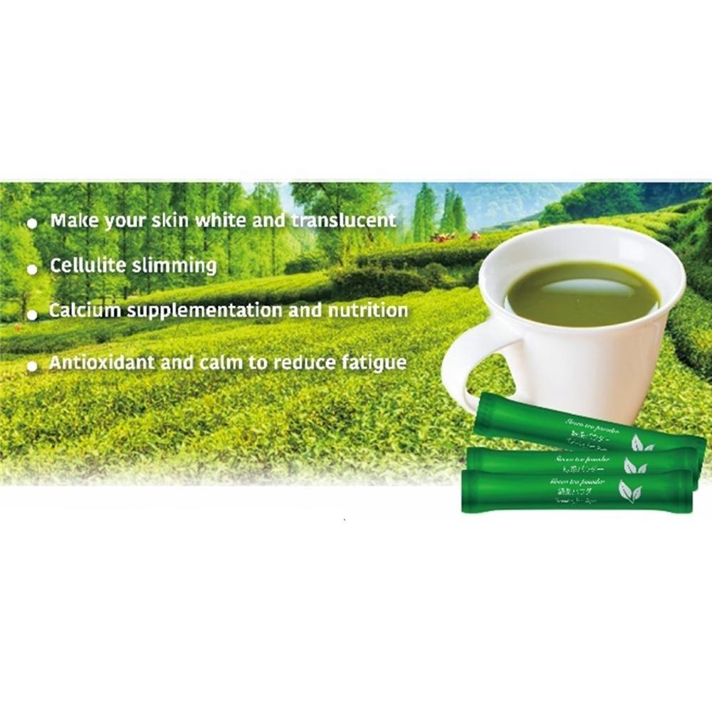 100% Pure Natural Instant Powdered Green Tea Matcha