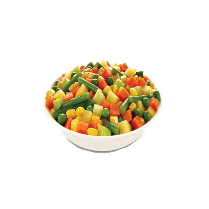 Delicious Canned Mixed Vegetables
