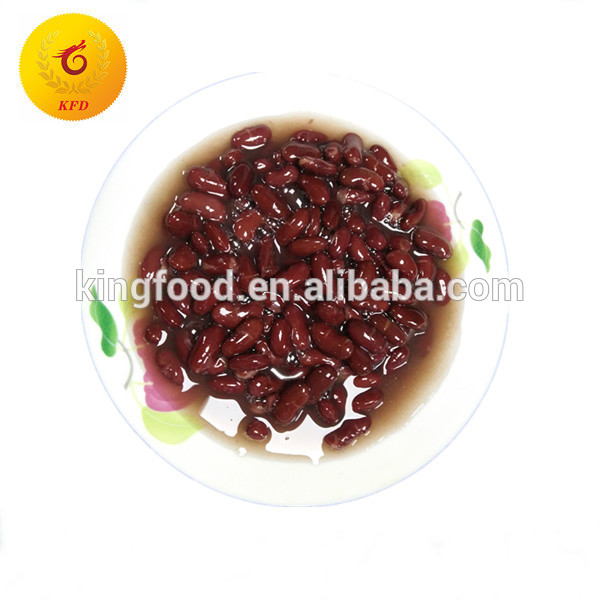High quality canned red kidney beans in cans price