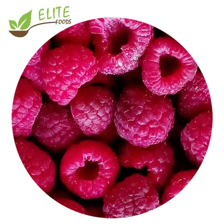 Frozen Raspberry IQF Raspberry Crisp New Crop