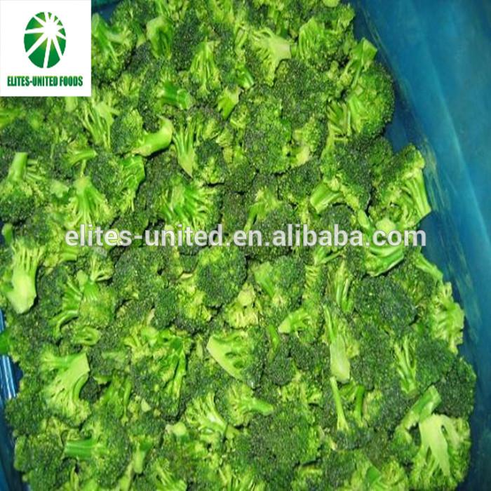 IQF frozen cauliflower vegetables 2017 crop broccoli grade A sprouts