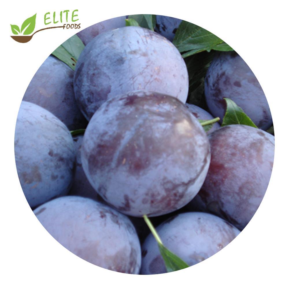 2020 New crop IQF Delicious Frozen fruit frozen plum Top quality at wholesale price