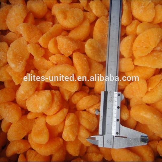 Wholesale chinese IQF frozen mandarin orange fruit