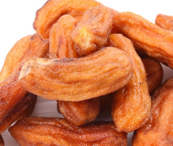 High quality vacuum fried dried banana chips fruits