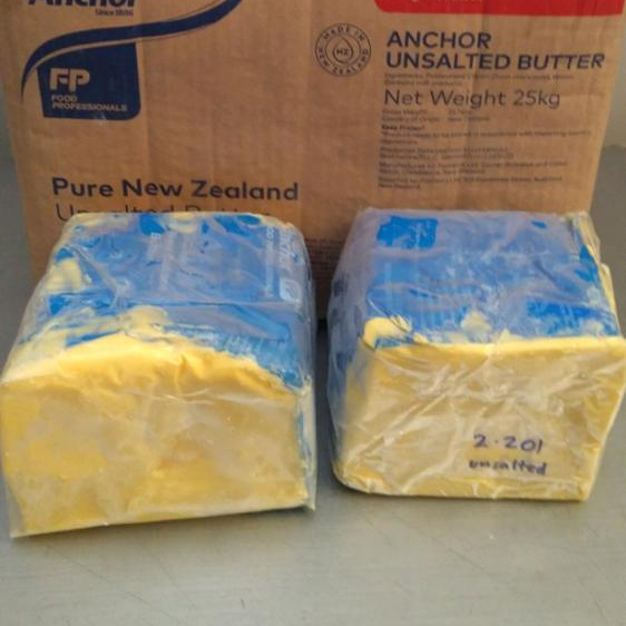 Premium Salted /Unsalted Natural Dairy Butter 82%
