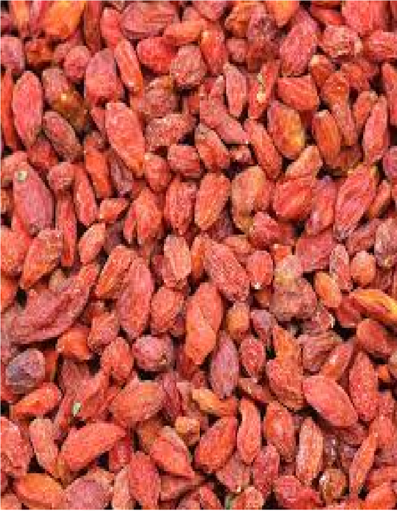 Organic Goji Berries Dried Fruit