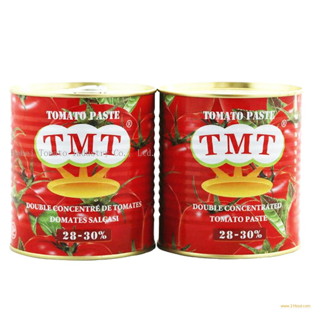 800 Canned Tomato Paste with Bigger Size