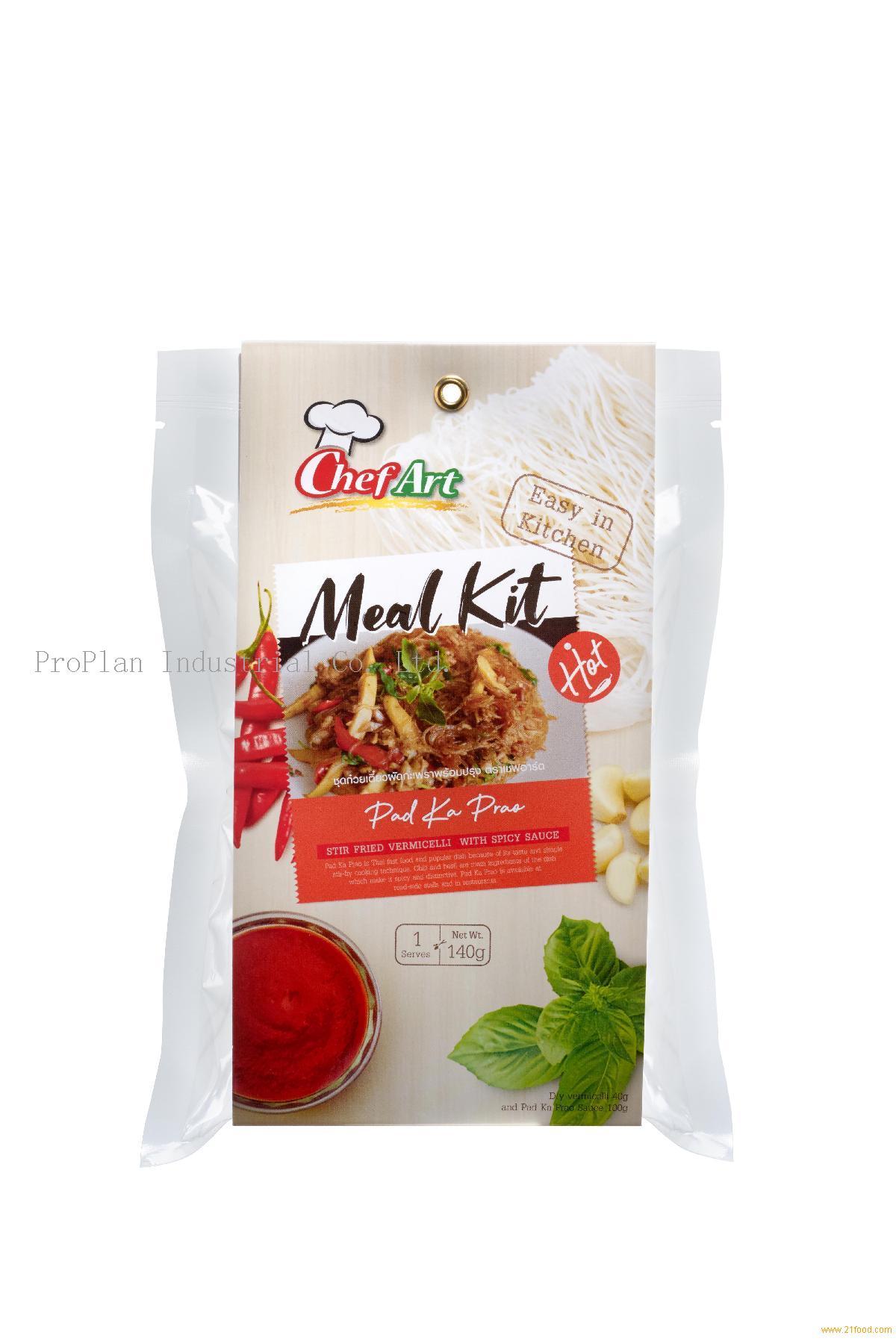 Holy Basil Stir Fry Meal Kit