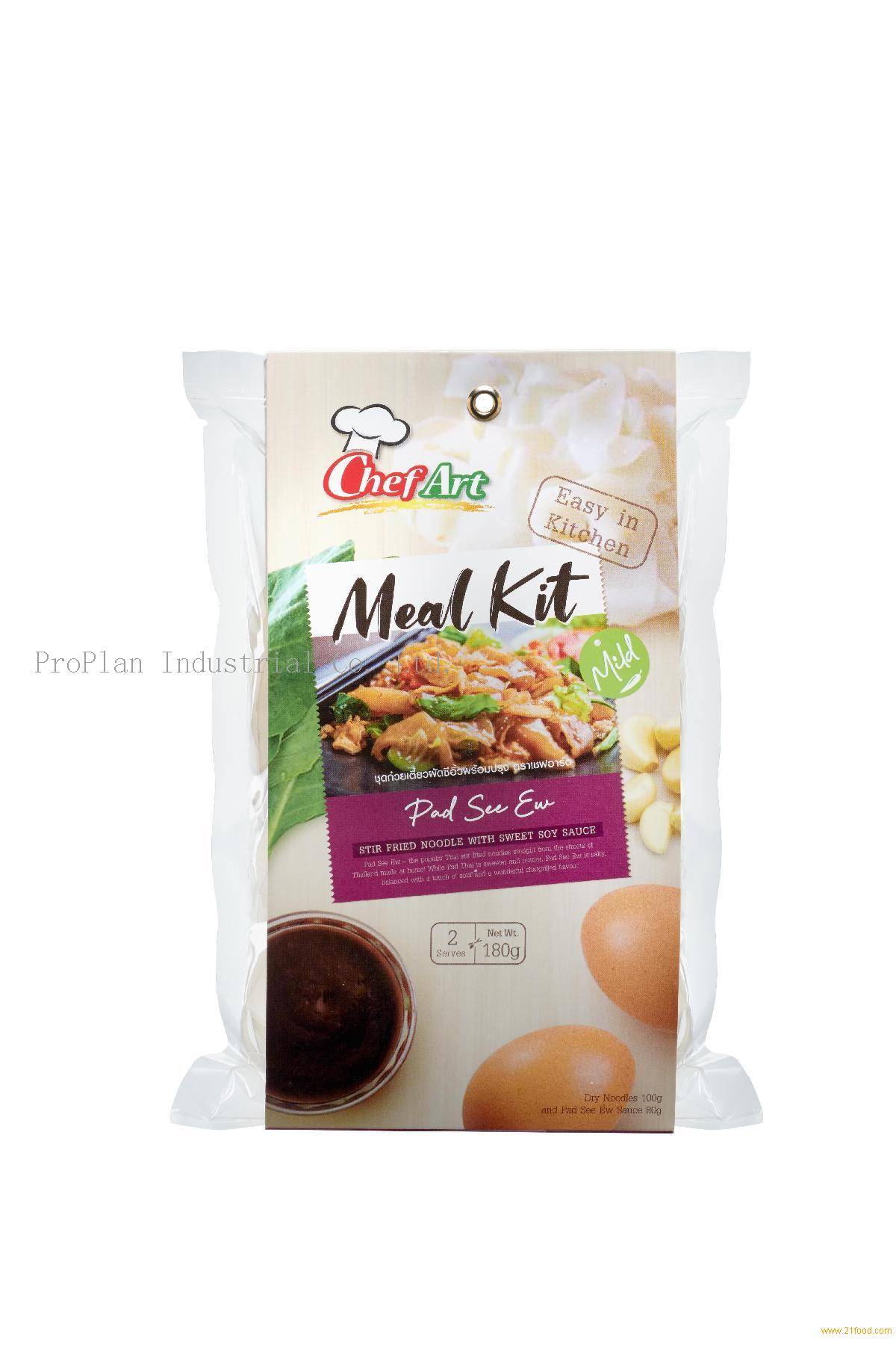Pad See Ew Meal Kit
