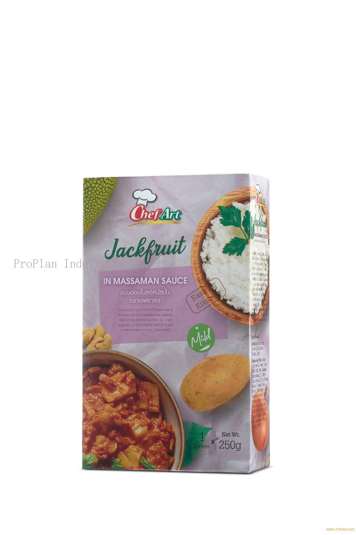 Jackfruit in Massaman