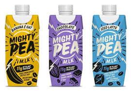 Mighty Nice Milk Drinks