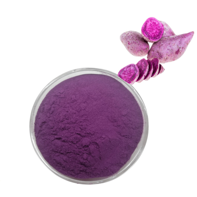 100% Natural Purple Sweet Potato Powder